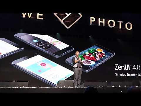 Asus apresenta a nova ZenUI 4.0