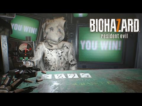 【21點 DLC】Bio Hazard 7 禁止播放的影片  (生化危機 7 中文版)