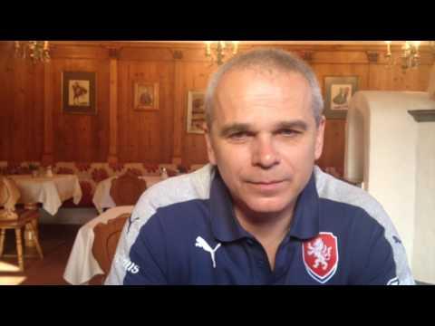 Trenér U21 Vítězslav Lavička hodnotí první zápas s Albánií (1:1)
