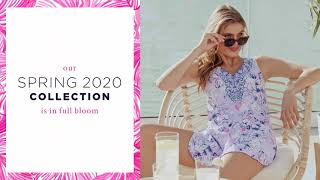 Our spring 2020 collection is in full bloom (hint, hint: that's a new print name!) and it's filled with so much delight. whether you're planning your next a...