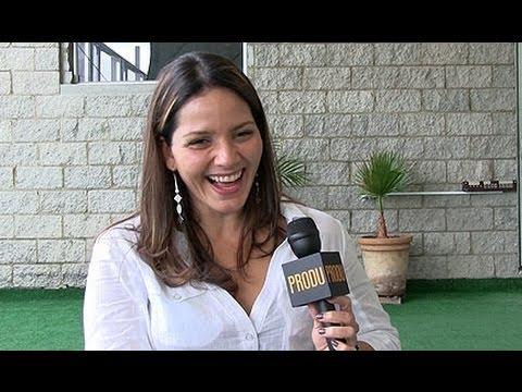 Juliana Barrera autora y escritora de la serie 'Lynch' de MovieCity habla el mismo día del estreno
