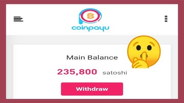 Learn on How to Earn 200,000 satoshi in Coinpayu | Super Easy!
