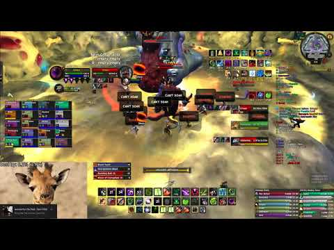 baited vs. G'huun Mythic | Affliction Warlock PoV