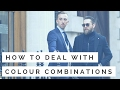 How To Deal With Colour Combinations - Matching Color With Men's Clothing