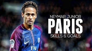 Neymar Jr  Paris - Chainsmokers  Ultimate Skills  Goals 2018  HD