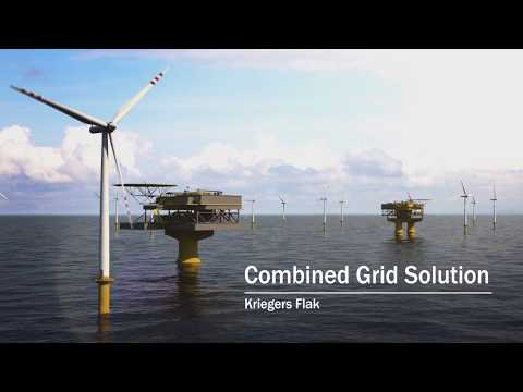 Kriegers Flak Combined Grid Solution - English subtitles