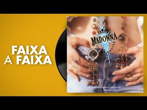 Discografia Madonna -  Like a Prayer 1989
