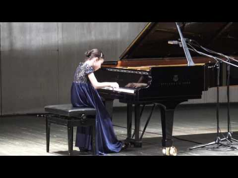 Довгань Александра (9 лет), II-ой Московский Международный конкурс пианистов В. Крайнева 27.03.2017