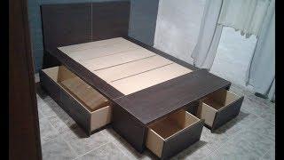 DormiBOX, Sabemos como Hacer una Cama con Cajones !!!