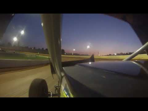 Port Royal speedway 8-4-18  Pa. sprint series 305 sprintcar B-main