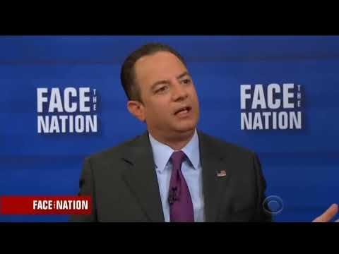 RNC Chairman Reince Priebus on CBS