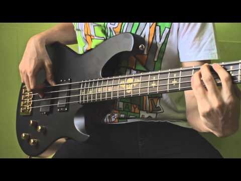 พลังงานจน  LABANOON  Nut Thanadol (bass cover)