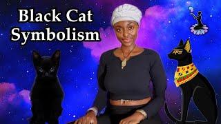 ☥ Black Cat Spirit Animal Totem ✧