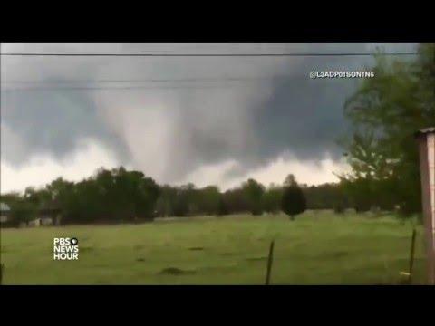 Tornado Reported In Georgia