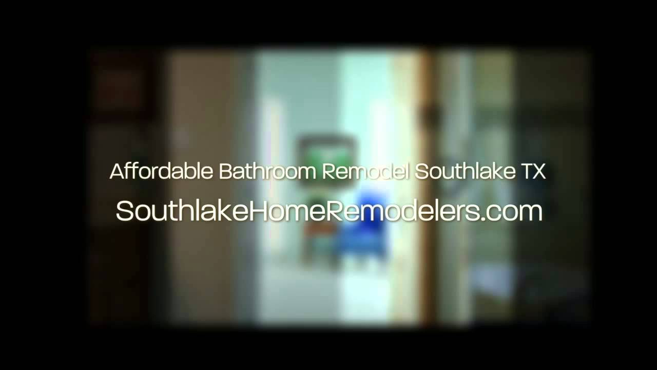 Affordable Bathroom Remodel Southlake TX 817-484-6644 - YouTube on southlake police, southlake boulevard, southlake texas 76092, southlake map, southlake dallas, southlake texas population, southlake texas houses,