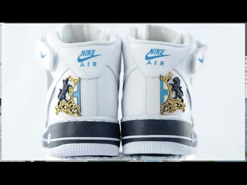 Soprano & Sat Fonky family - Jordan Futur & Nike AF1 OM Marseille - THE SNEAKERS Episode 4 -