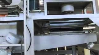 Линия для шелушения и сепарации овса TFYM1000 (800кг/ч)
