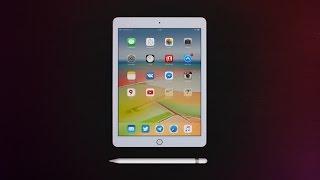 """Обзор iPad Pro 9.7"""""""