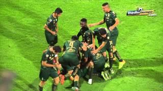 Los goles del: Santos vs Querétaro (5 - 0) Final ida