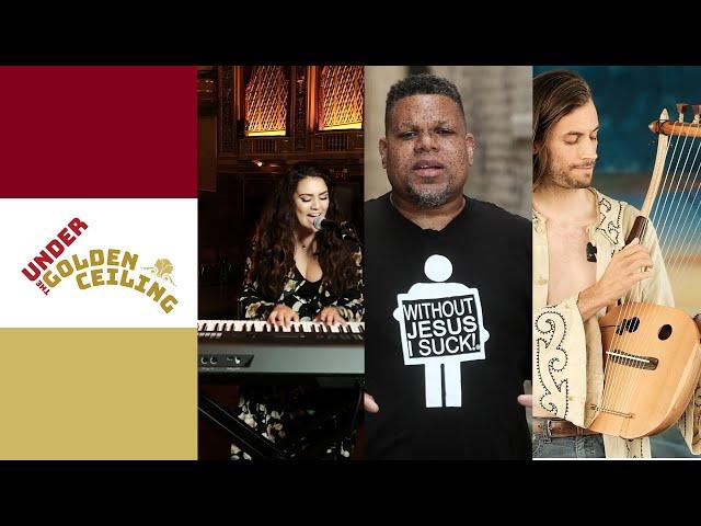Under the Golden Ceiling - Episode 02 - Kalysta, Matasa DaPoet, CBXTN the Fig