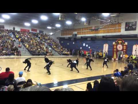 FWHS Pep Assembly 052014