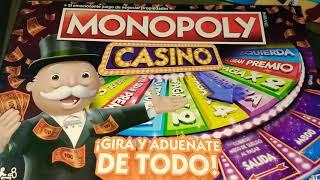 Unboxing Monopoly Casino 🎰 del Coleccionista Peruano Percy Chávez 😊