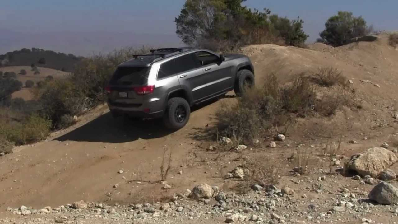 2012 grand cherokee wk2 off road hollister hills youtube. Black Bedroom Furniture Sets. Home Design Ideas