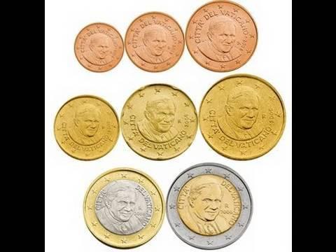 Todavía Más Difícil Conseguir Euros Del Vaticano