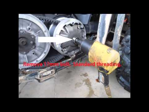 KingQuad Belt and Shim Kit Install - YouTube on honda foreman 450 wiring diagram, honda foreman 400 wiring diagram, yamaha grizzly 660 wiring diagram,