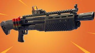 NEW HEAVY SHOTGUN  NEW GAME MODE BLITZ  FORTNITE