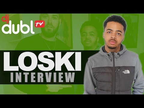 Loski Interview - Is Hazard 2 watered down? Why he said he'll stop drill & Mad Move Mixtape!