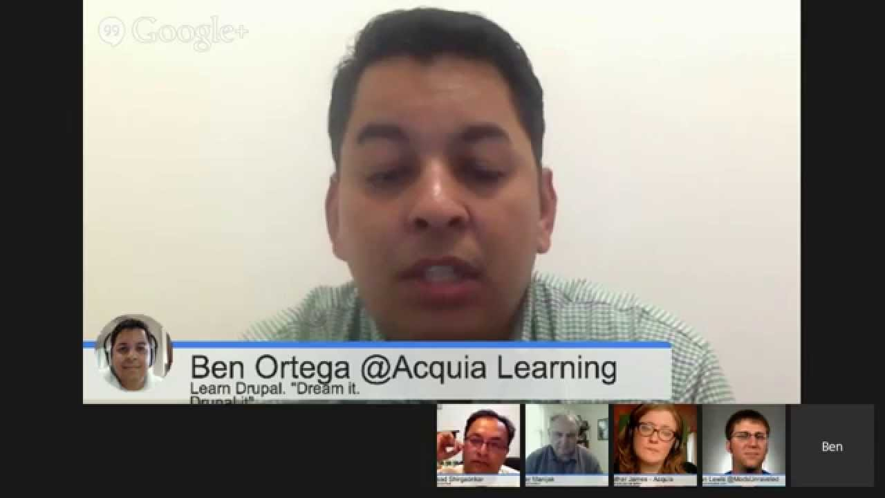 104 developing the acquia certification program with heather james 104 developing the acquia certification program with heather james ben ortega peter manijak and xflitez Images