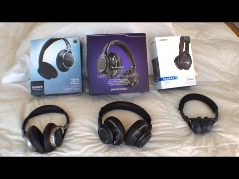 Wireless Headphone Shootout.....what does $250 bucks get you?