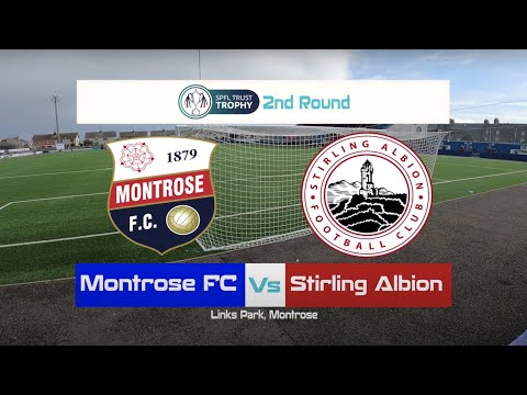 Montrose Stirling Goals And Highlights