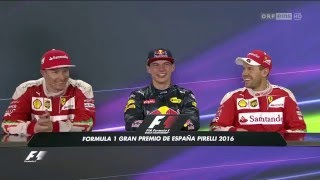 Kimi Raikkonen on Max: