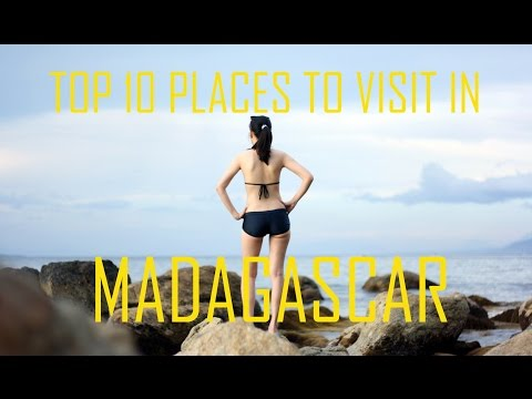 Top 10 Places to visit in Madagascar | Madagascar: Top 10 Tourist Attractions - Video Travel Guide