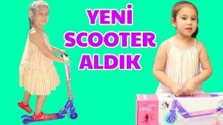 Mayo Almaya Gittik Scooter Aldık  | Asya 'nın Dünyası Eğlenceli Çocuk Videoları