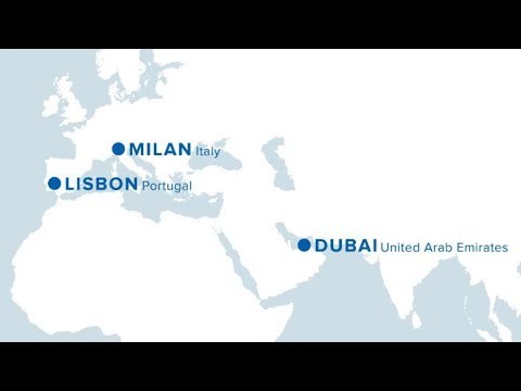 Avigilon | Europe, Middle East, and Africa (EMEA)