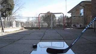 How to make your own Hockey Shooting Pad