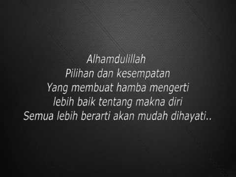 Alhamdulillah (Malay Version)