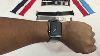 3rd gen replica apple watch link band review