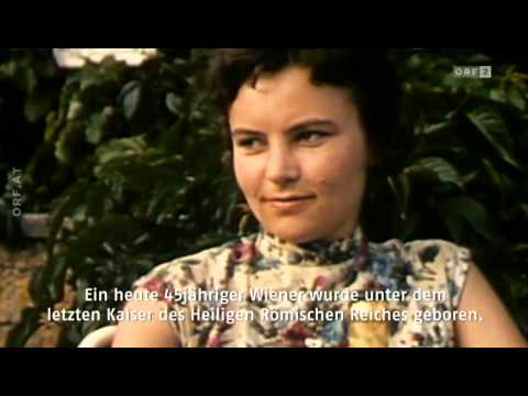 US 60s Radio Show about Austria