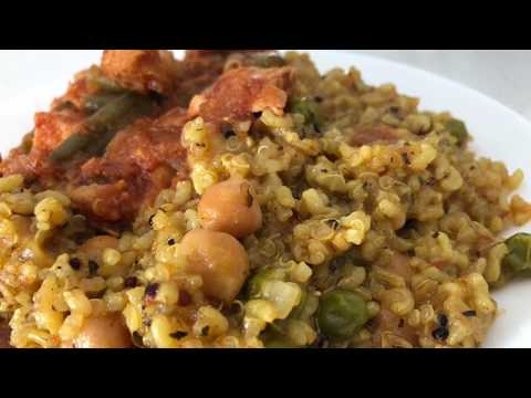 Tasty Brown Rice & Quinoa Recipe