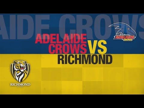 2017 AFL Grand Final - Adelaide Crows vs Richmond Tigers - AFL Evolution