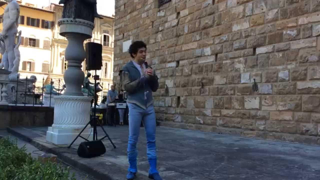 Davide Merlini e Giulia Luzi da Romeo e Giulietta il
