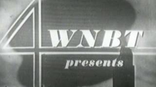 (1/3) RARE 1949 NBC TV 10th ANNIVERSARY SPECIAL - WNBT Channel 4 New York (WNBC)