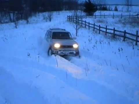 abusing the 4runner in the snow v6 power youtube. Black Bedroom Furniture Sets. Home Design Ideas