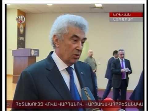 AR TV: Constitutional Culture: Armenia At A Crossroads