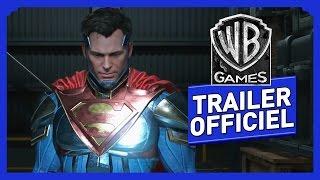 Injustice 2 - Alliances Brisées (Partie 1) - Superman - Trailer Officiel (VOST)