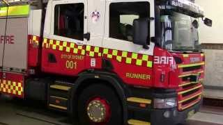 City of Sydney Fire Station - Runner
